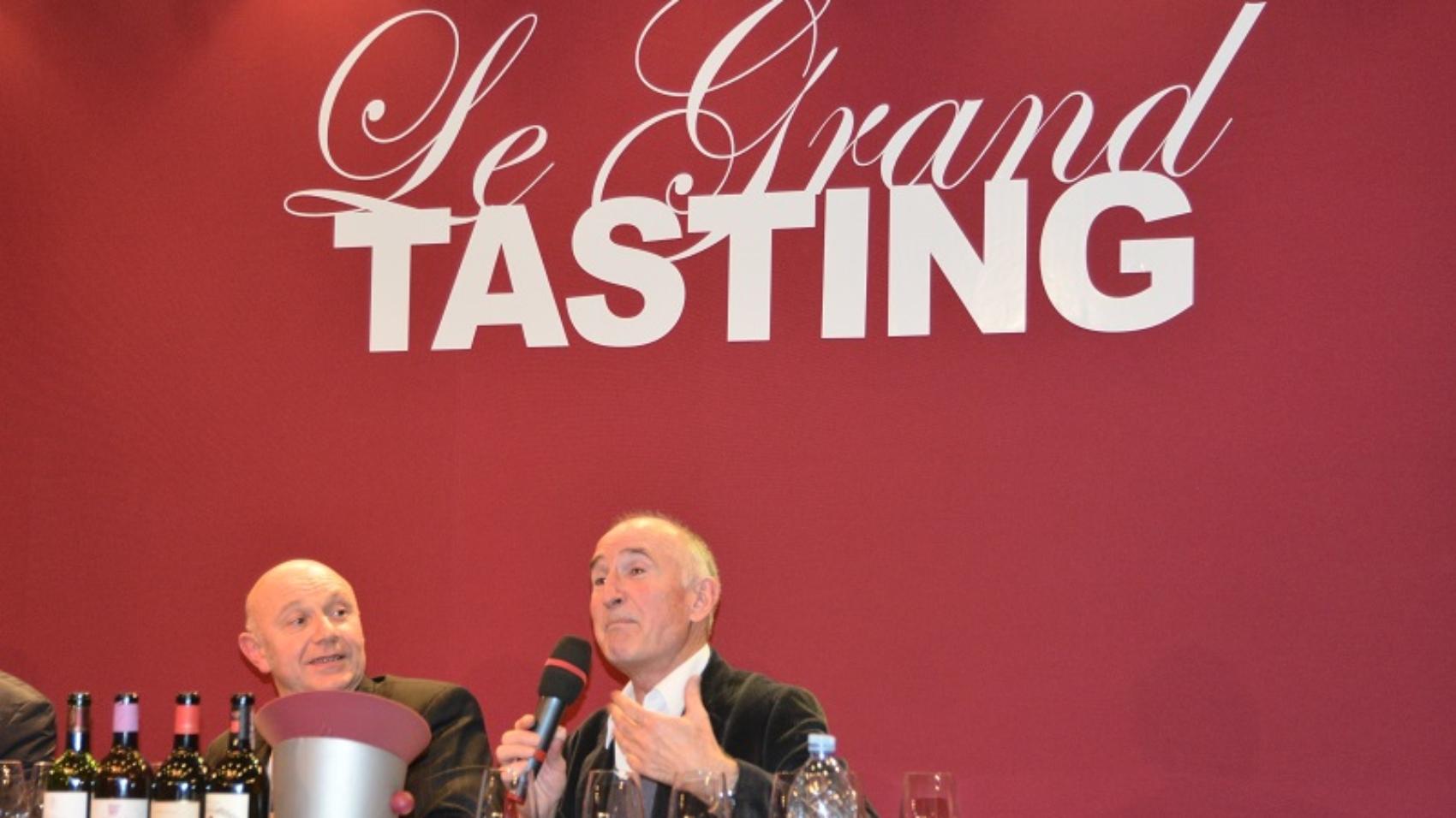 Grand tasting