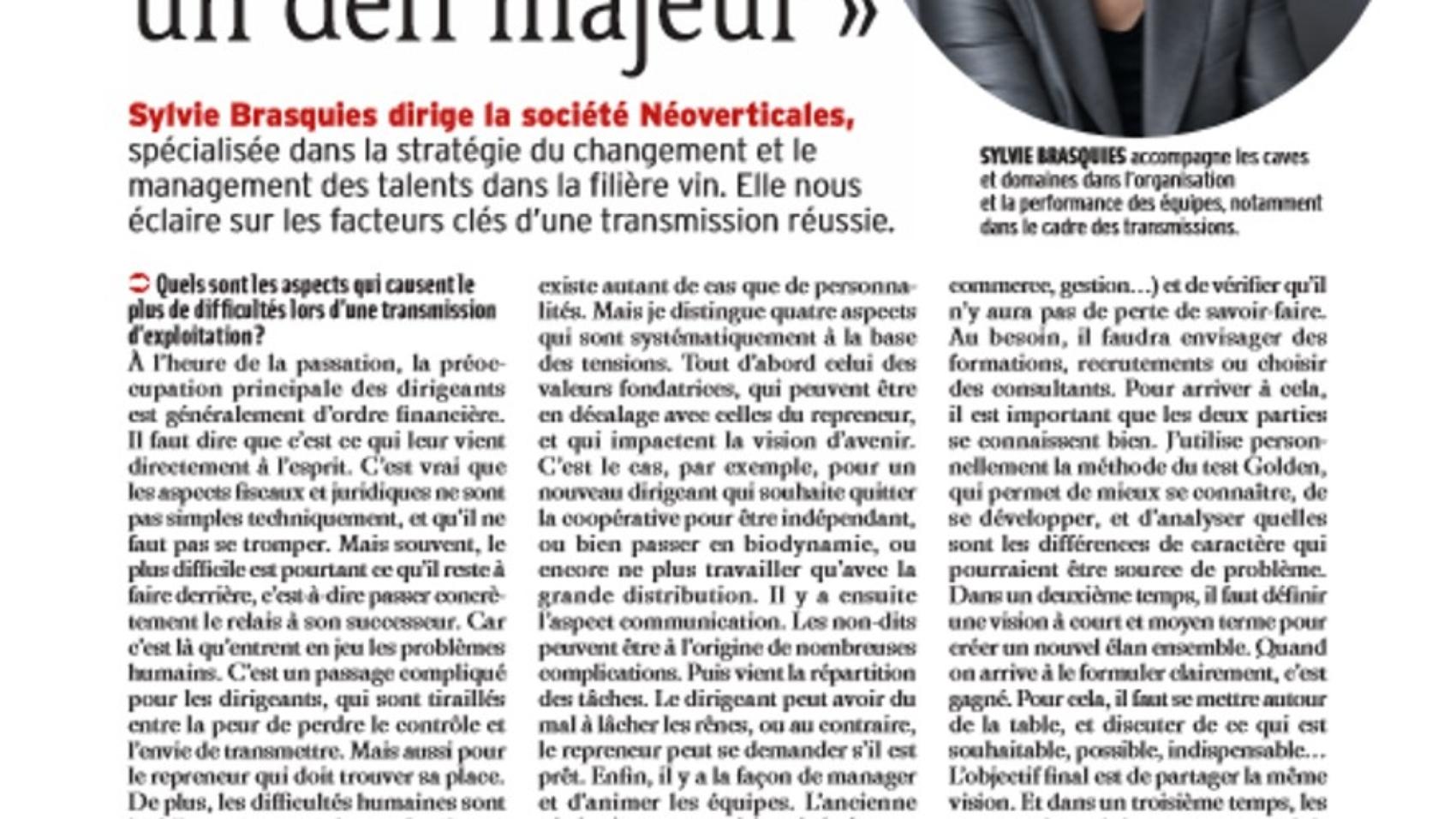 Interview-Sylvie-Brasquies-REUSSIR-VIGNE-n°245