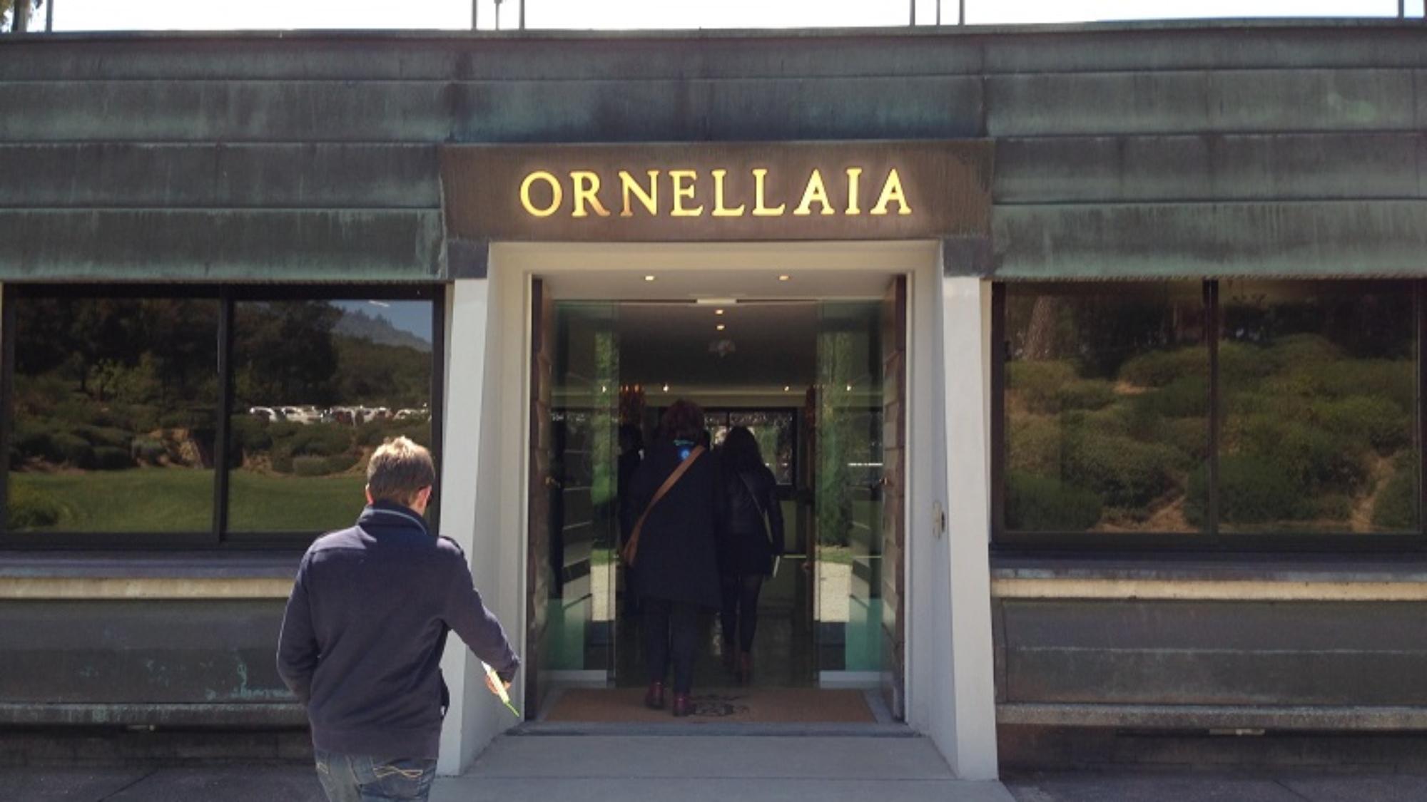 Domaine ORNELLAIA